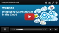 Webinar: Integrating Microservices to the Cloud